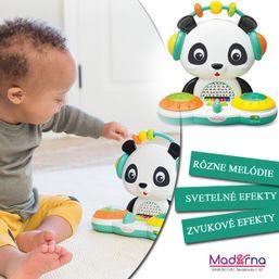 Infantino Hudobný DJ Panda