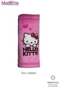 Kaufmann Hello Kitty Chránič na bezpečnostné pásy Disney