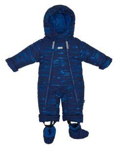 81d6046d2 Kombinéza zimná kojenecká Bilblo chlapec modrá 86