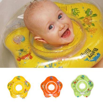 UNIKÁTNE Plávacie koleso pre bábätka 0-24m, 3-15kg Baby Ring