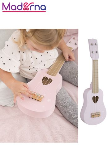 Little Dutch Gitara pink