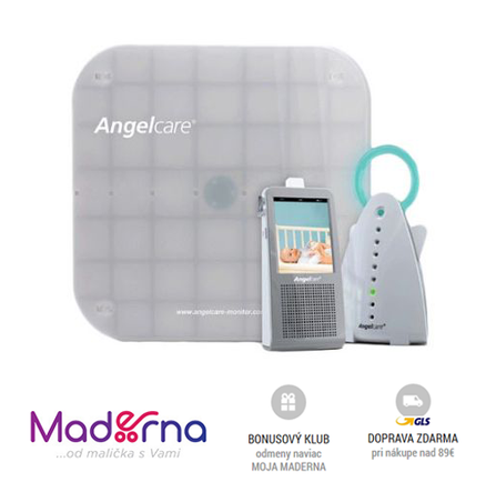 Monitor dychu a zvuku AC 1100 AngelCare