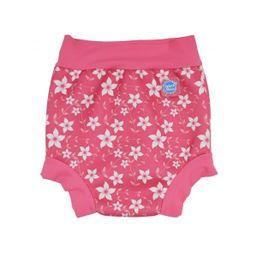 Plavky Happy Nappy Ružové kvietky Splash about