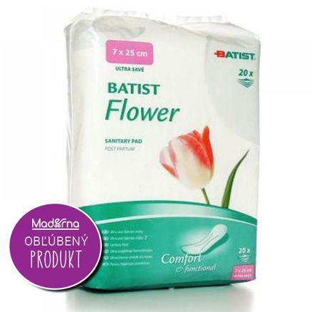 BATIST - Vložky pôrodnícke 20ks