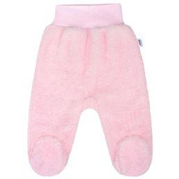 08674e677 Zimné polodupačky New Baby Nice Bear ružové - Ružová