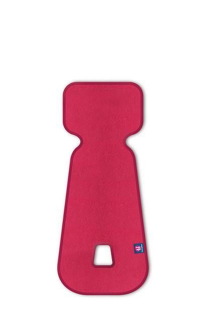 Vložka do autosedačky 3D Aero ružová 0-13 kg Petite&Mars